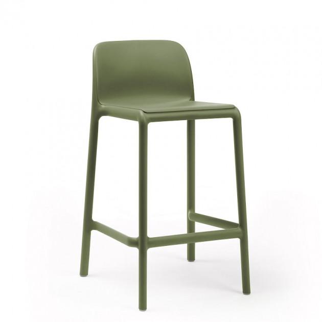На фото: Напівбарний стілець Faro Mini Agave (40347.16.000), Барні стільці Nardi, каталог, ціна