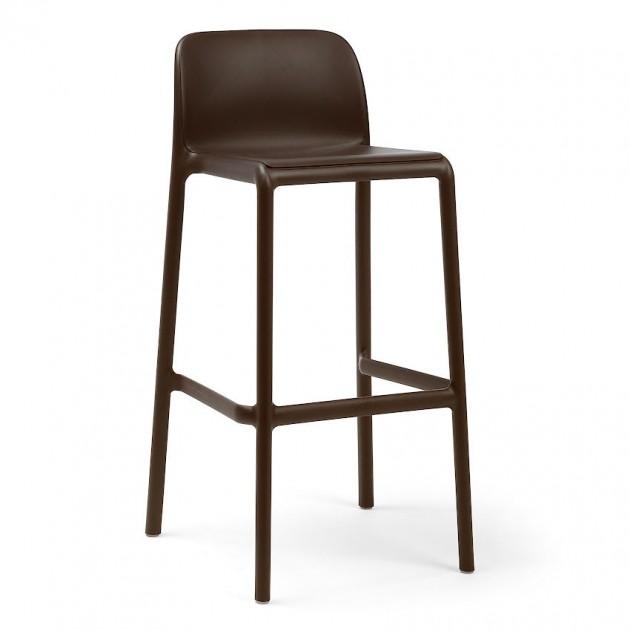 На фото: Барний стілець Faro Caffe (40346.05.000), Барні стільці Nardi, каталог, ціна