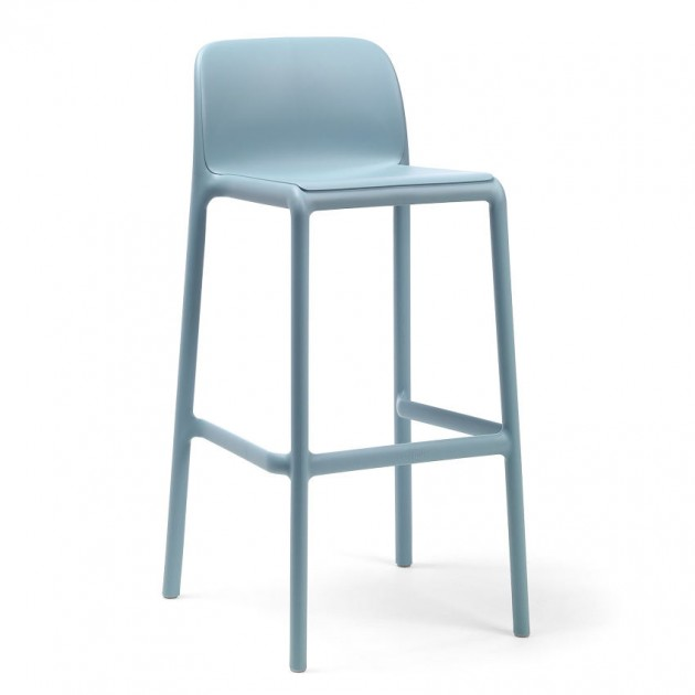 На фото: Барний стілець Faro Celeste (40346.39.000), Барні стільці Nardi, каталог, ціна