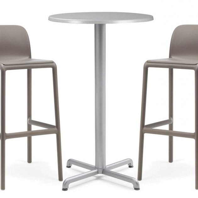 На фото: Барний стілець Faro Agave (40346.16.000), Барні стільці Nardi, каталог, ціна