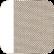Модуль Komodo Centrale Bianco Canvas Sunbrella® laminato