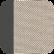 Приставний пуф Komodo Pouf Antracite Canvas Sunbrella® laminato