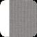 Приставний пуф Komodo Pouf Bianco Grigio