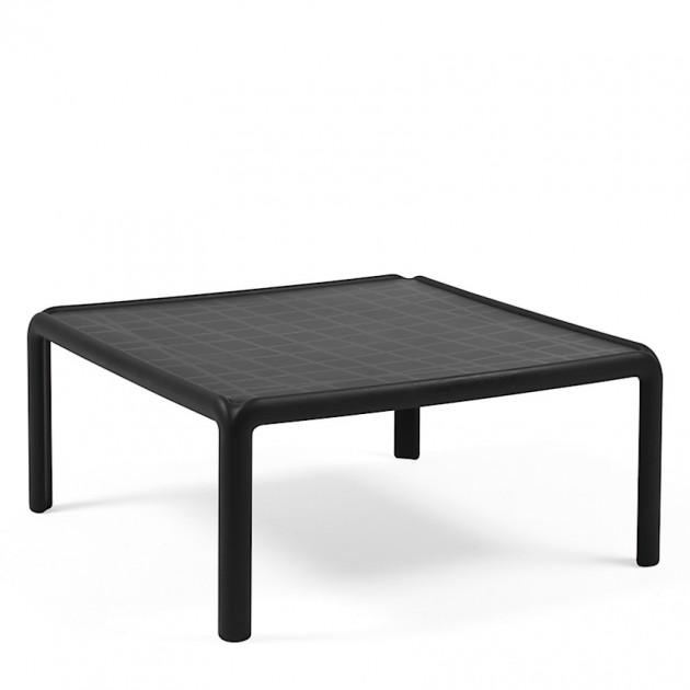 На фото: Столик Komodo Tavolino (40378.02.000), Пластикові столи Nardi, каталог, ціна