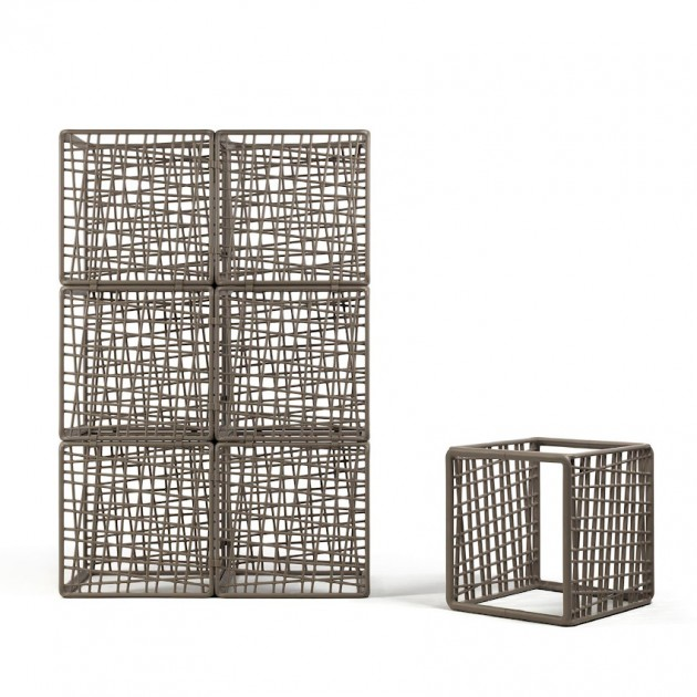 На фото: Модульний елемент Komodo Wall (40379.02.000), Садові аксесуари Nardi, каталог, ціна