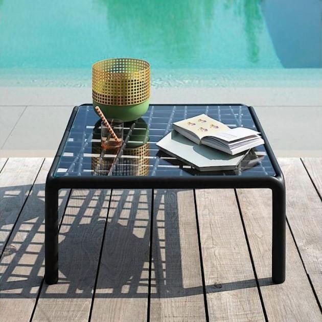 На фото: Комплект диванів Komodo Antracite Rosa Quarzo (40370.02.066-CSTM), Диванні комплекти з пластику Nardi, каталог, ціна