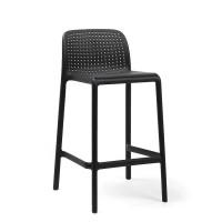 На фото: Напівбарний стілець Lido Mini (40345.02.000), Барні стільці Nardi, каталог, ціна