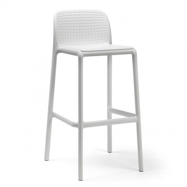На фото: Барний стілець Lido Bianco (40344.00.000), Барні стільці Nardi, каталог, ціна