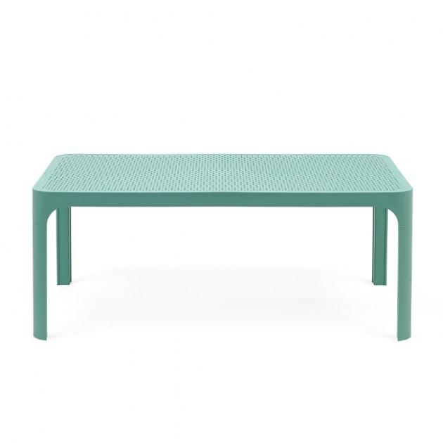 На фото: Столик Net 100 Salice (40064.04.000), Пластикові столи Nardi, каталог, ціна