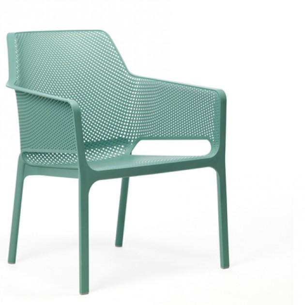 На фото: Крісло Net Relax Salice (40327.04.000), Пластикові крісла Nardi, каталог, ціна