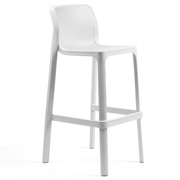 На фото: Барний стілець Net (40355.00.000), Барні стільці Nardi, каталог, ціна