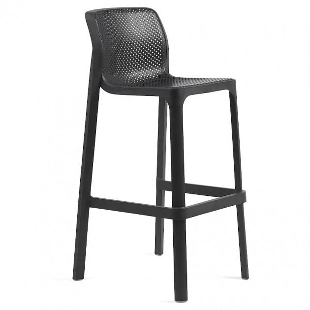 На фото: Барний стілець Net (40355.02.000), Барні стільці Nardi, каталог, ціна