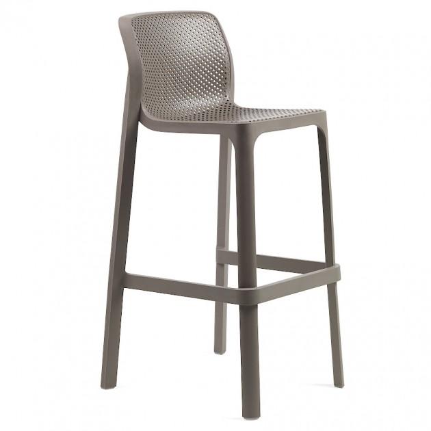 На фото: Барний стілець Net (40355.10.000), Барні стільці Nardi, каталог, ціна