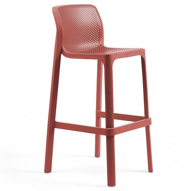 На фото: Барний стілець Net (40355.75.000), Барні стільці Nardi, каталог, ціна