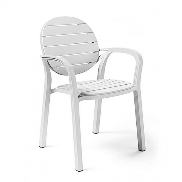 На фото: Крісло Palma Bianco (40237.00.000), Пластикові стільці Nardi, каталог, ціна