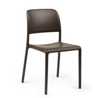 На фото: Стілець Riva Bistrot Caffe (40247.05.000), Пластикові стільці Nardi, каталог, ціна