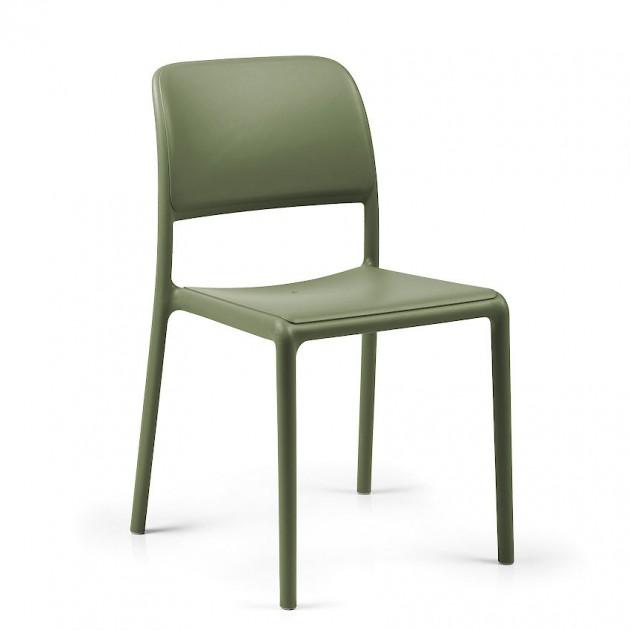 На фото: Стілець Riva Bistrot Agave (40247.16.000), Пластикові стільці Nardi, каталог, ціна