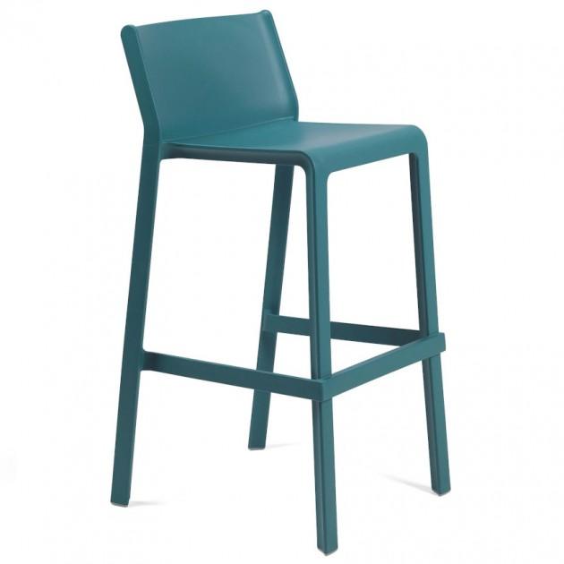 На фото: Барний стілець Trill Ottanio (40350.49.000), Пластикові стільці Nardi, каталог, ціна