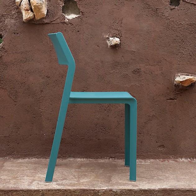 На фото: Стілець Trill Bistrot Ottanio (40253.49.000), Пластикові стільці Nardi, каталог, ціна