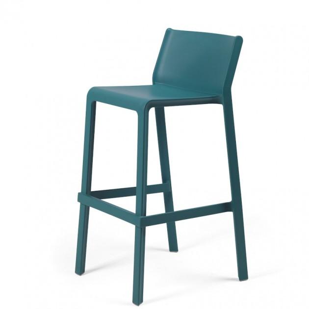 На фото: Напівбарний стілець Trill mini Ottanio (40353.49.000), Пластикові стільці Nardi, каталог, ціна
