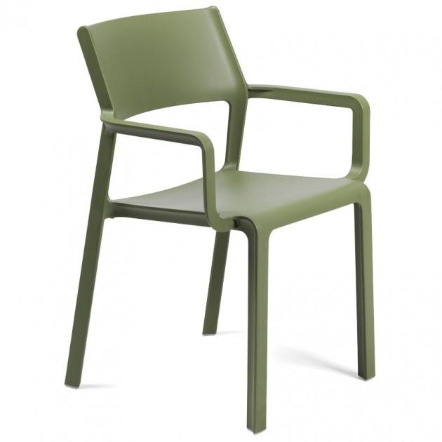 На фото: Крісло Trill Agave (40250.16.000), Пластикові крісла Nardi, каталог, ціна