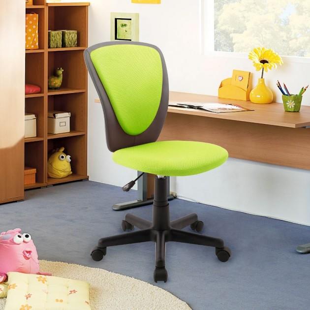 На фото: Офісний стілець Bianca Green Dark Grey (27794), Офісні крісла Office4You, каталог, ціна