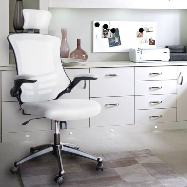 На фото: Офисное кресло Ragusa (27718), Офісні стільці і крісла Office4You, каталог, ціна