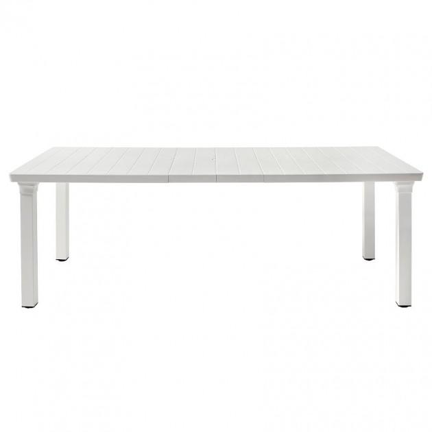 На фото: Розсувний стіл Per3 1893 Linen (189311), Пластикові столи SCAB Design, каталог, ціна