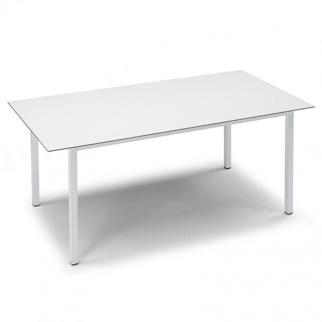 На фото: Обідній стіл Pranzo 2416 Bianco (2416VB10), Великі столи SCAB Design, каталог, ціна