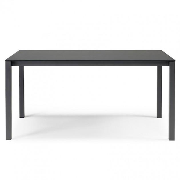 На фото: Обідній стіл Pranzo 2418 Antracite (2418VA81), Великі столи SCAB Design, каталог, ціна
