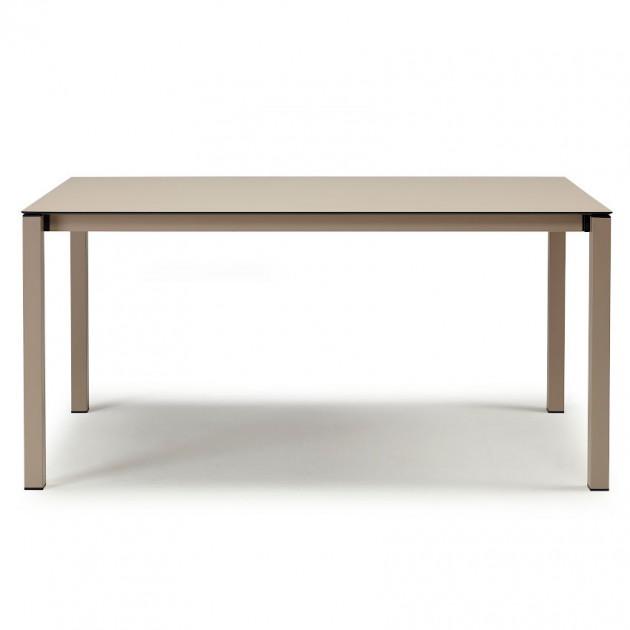На фото: Обідній стіл Pranzo 2418 Tortora (2418VT15), Великі столи SCAB Design, каталог, ціна