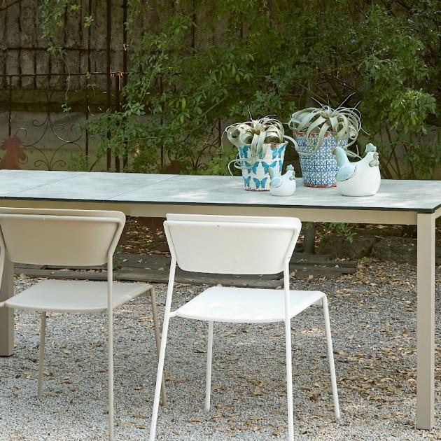 На фото: Обідній стіл Pranzo 2419 (2419VT90), Великі столи SCAB Design, каталог, ціна