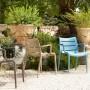 На фото: Крісло Sunset 2329 Dove Grey (232915), Пластикові крісла SCAB Design, каталог, ціна