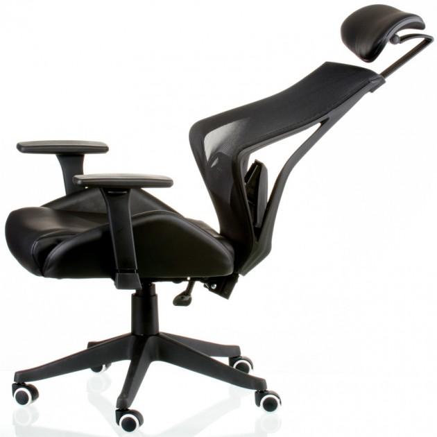 На фото: Офісне крісло Alto Dark (E4282), Офісні стільці і крісла Special4You, каталог, ціна