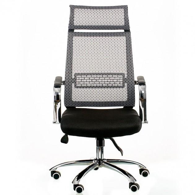 На фото: Офісне крісло Amazing Black (E5517), Офісні крісла Special4You, каталог, ціна