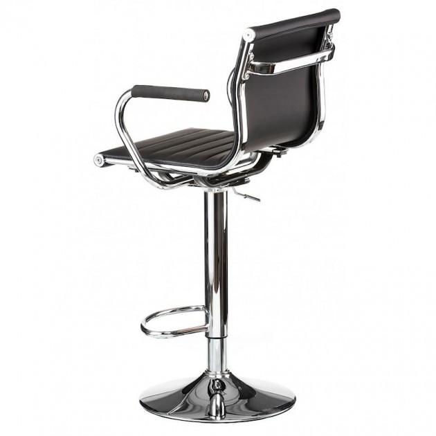 На фото: Барний стілець Bar Black (e1144), Барні стільці і столи Special4You, каталог, ціна