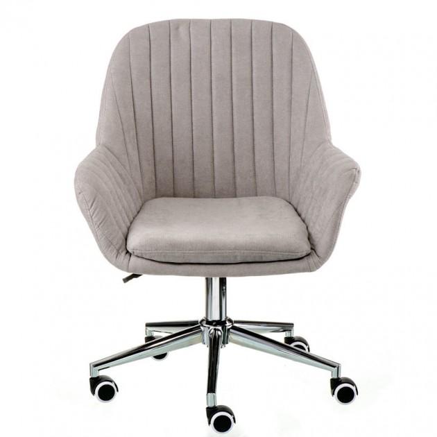 На фото: Крісло Bliss Grey (e3308), Офісні крісла Special4You, каталог, ціна