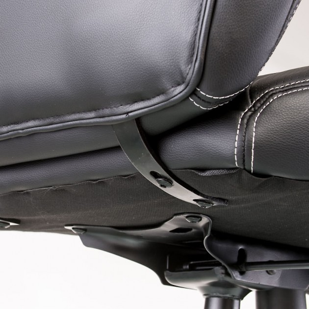 На фото: Офісне крісло Cross Black (E4787), Офісні стільці і крісла Special4You, каталог, ціна
