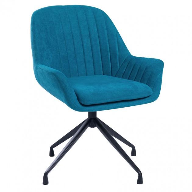 На фото: Крісло Lagoon Blue (e2875), Офісні крісла Special4You, каталог, ціна