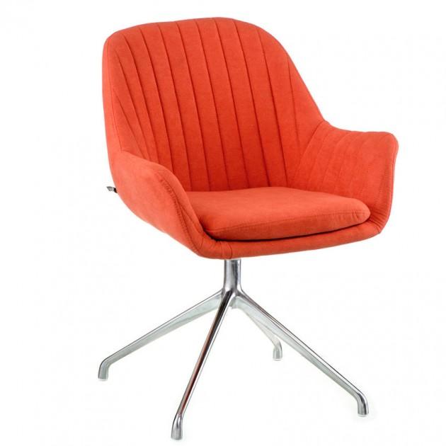 На фото: Крісло Lagoon Red (e2882), Офісні крісла Special4You, каталог, ціна