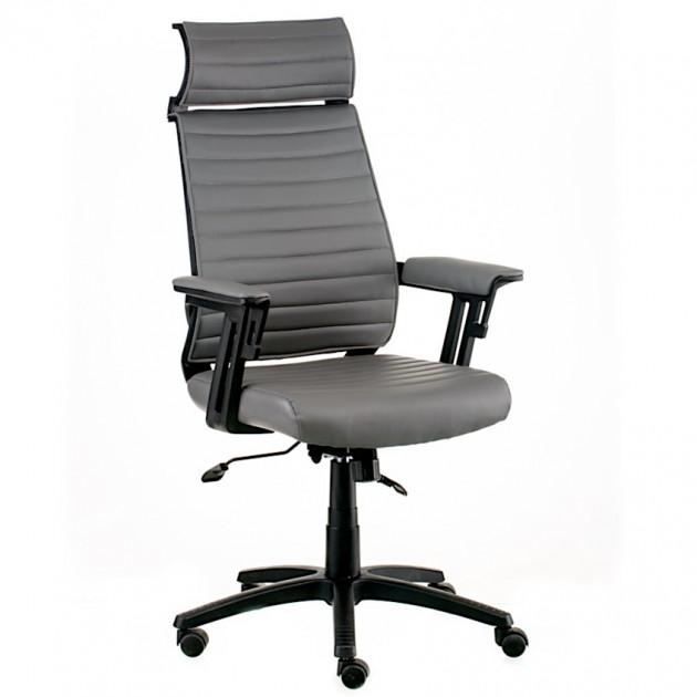 На фото: Офісне крісло Monika Grey (E5685), Офісні стільці і крісла Special4You, каталог, ціна