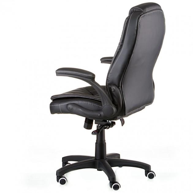 На фото: Офісне крісло Oskar Black (E5241), Офісні стільці і крісла Special4You, каталог, ціна