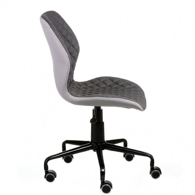На фото: Офісний стілець Ray Grey (E5944), Офісні крісла Special4You, каталог, ціна