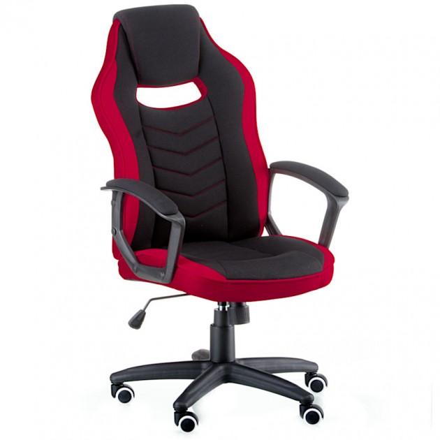 На фото: Офісне крісло Riko Black-Red (E5234), Ергономічні крісла Special4You, каталог, ціна
