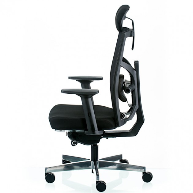На фото: Офісне крісло Tune Black (E5487), Офісні крісла Special4You, каталог, ціна