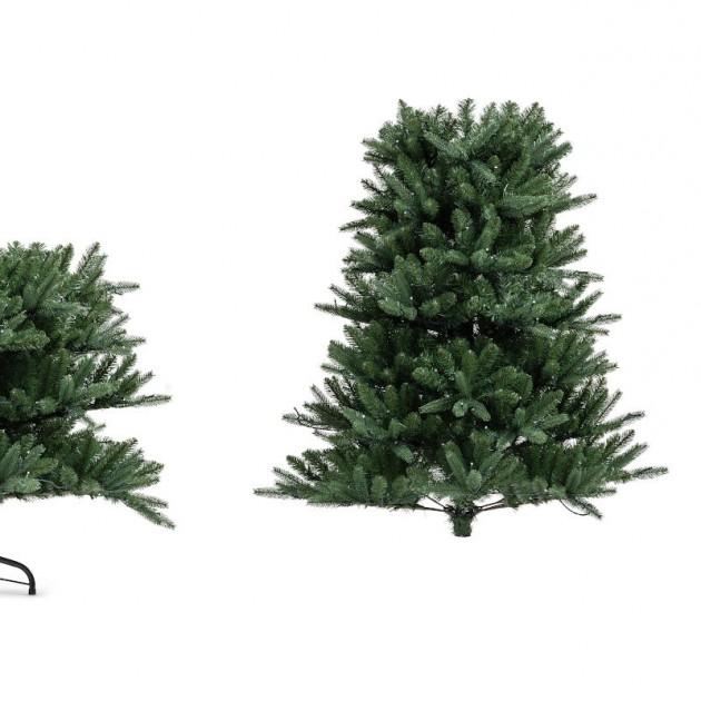 На фото: Штучна ялинка 1.5 м з RGB LED-гірляндами Strings (TWS250STP-BEU), Штучні ялинки Twinkly, каталог, ціна