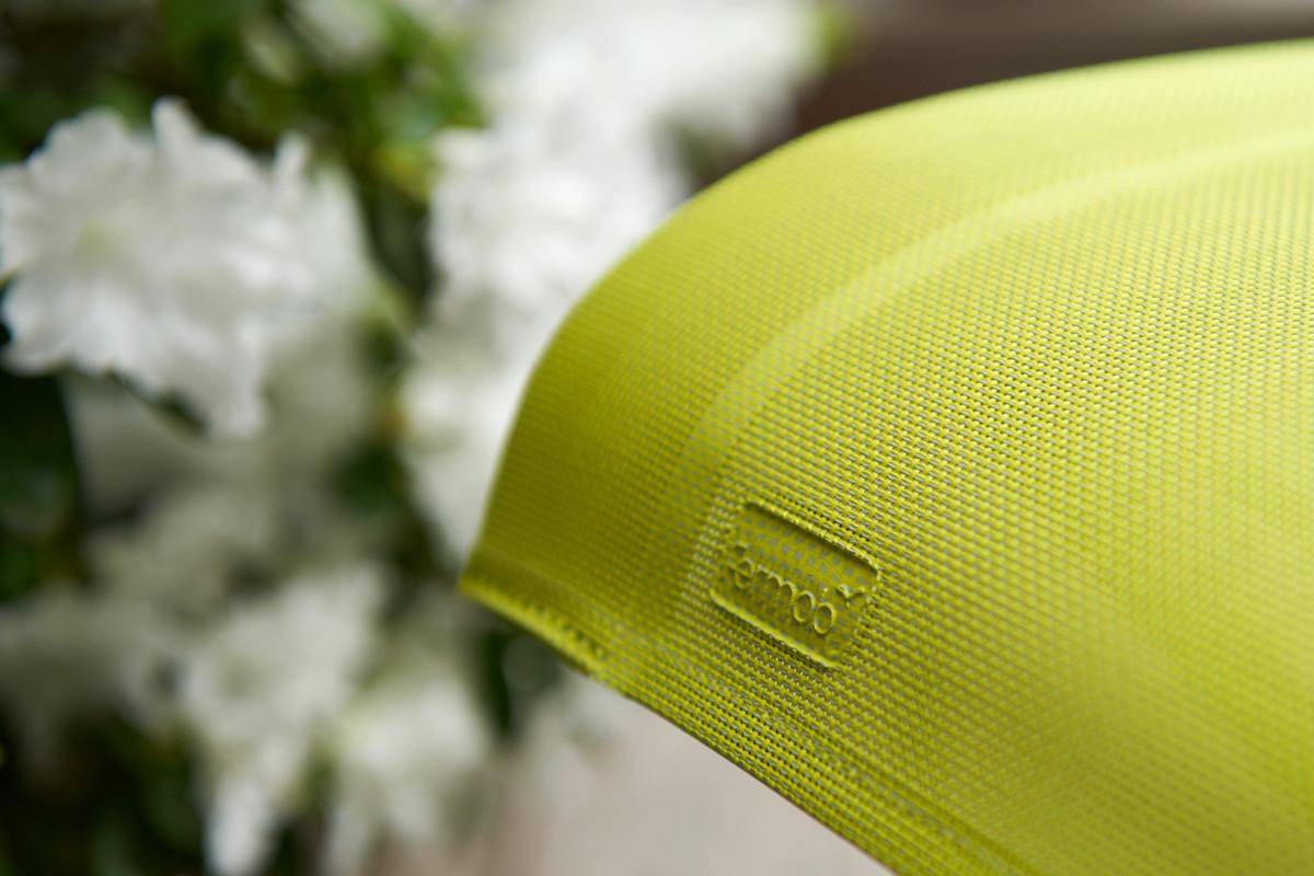 Високотехнологічний текстиль, що застосовується для виготовлення вуличних меблів Fermob