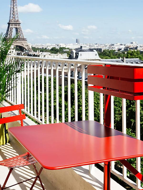 Купити комплект металевих меблів для балкона Fermob
