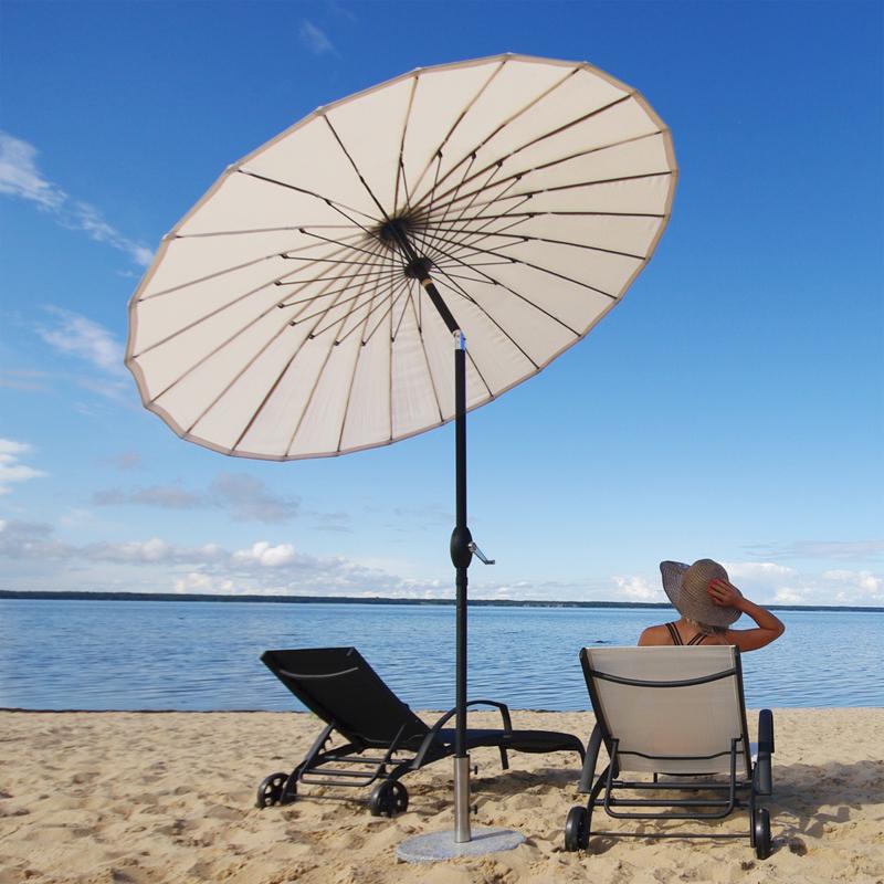 Пляжная мебель из текстилена