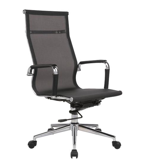 Офисное кресло из текстилена